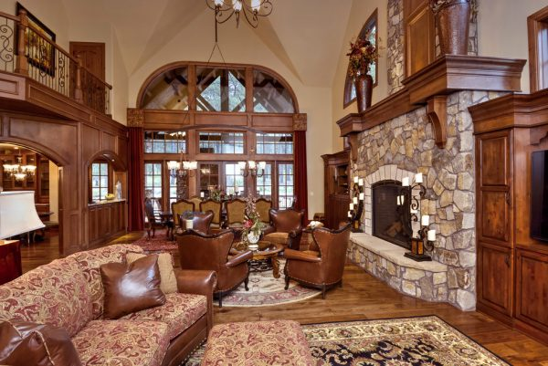 living room decorating ideas and designs Remodels Photos Pikes Peak Interiors Colorado Springs Colorado United States traditional-living-room-001
