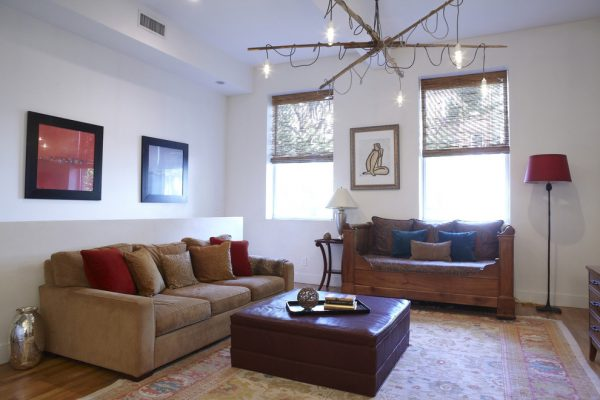 living room decorating ideas and designs Remodels Photos Theresa Seabaugh Interior Design New York United States eclectic-living-room-2