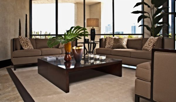 living room decorating ideas and designs Remodels Photos Veller-Welsh Interiors (VWI) Deerfield Beach Florida contemporary-living-room-002