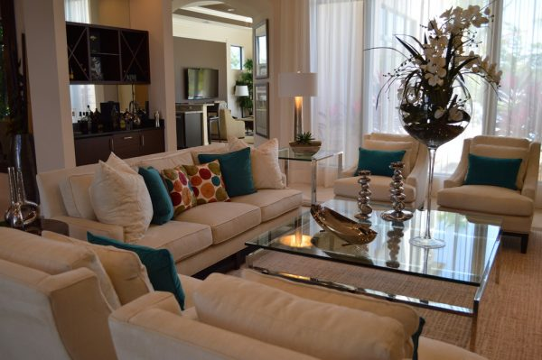 lovely florida design living room ideas | Living Room Decorating and Designs by Veller-Welsh ...