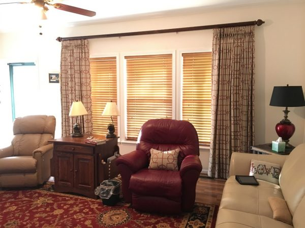 living room decorating ideas and designs Remodels Photos Window Works Studio, Inc Jamestown North Carolina United States living-room