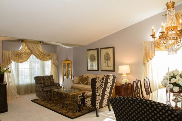 living room decorating ideas designs Remodels Photos Doris Baltgalvis Ethan Allen Corona Corona California traditional-living-room