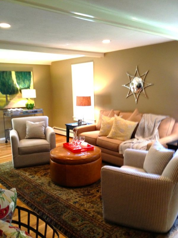 living room decorating ideas designs Remodels Photos L.Newman Associates Paul Mansback, Inc Manchester New Hampshire living-room