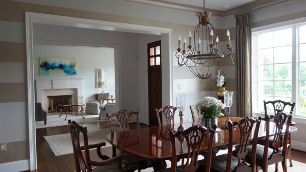 dining room decorating ideas and designs Remodels Photos Nest Interior Décor Ashburn Virginia United States dining-room-001