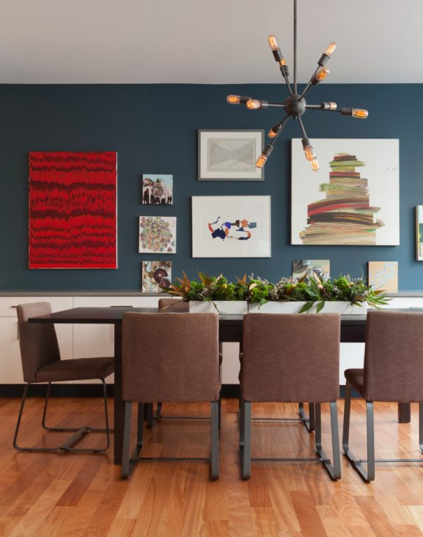 dining room decorating ideas and designs Remodels Photos mercer INTERIOR Warwick New York United States contemporary-dining-room