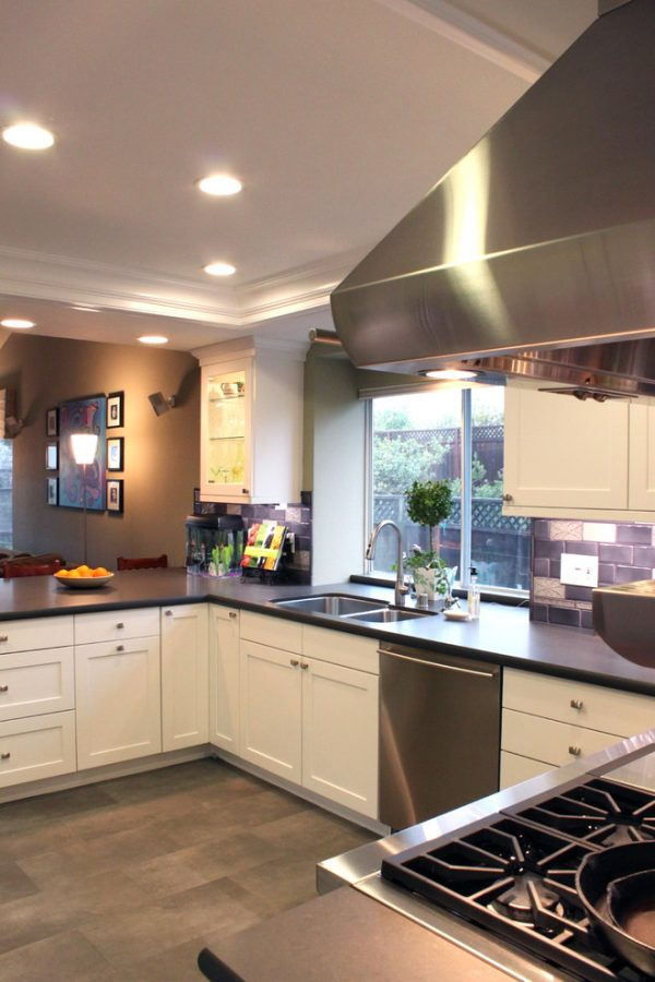 kitchen decorating Remodels Photos Story & Space - Interior Design and Color GuidanceSan Francisco California eclectic-kitchen-003