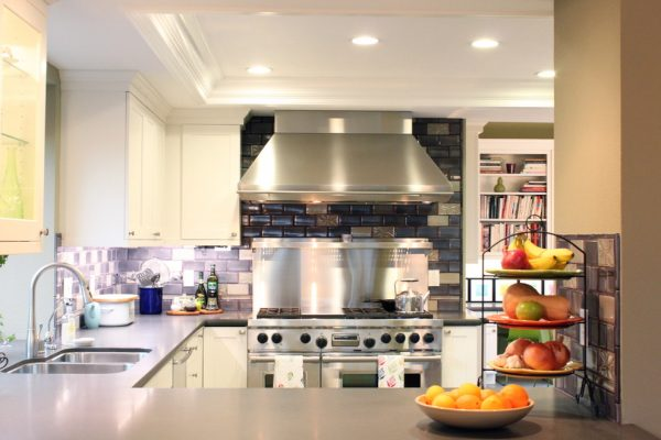 kitchen decorating Remodels Photos Story & Space - Interior Design and Color GuidanceSan Francisco California eclectic-kitchen