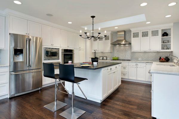 kitchen decorating ideas and designs Remodels Photos 2 Design Group Chicago Illinois United States contemporary-kitchen (5)
