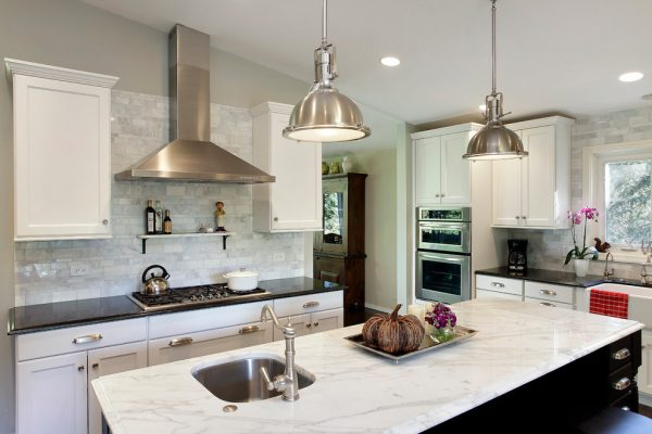 kitchen decorating ideas and designs Remodels Photos 2 Design Group Chicago Illinois United States modern-kitchen