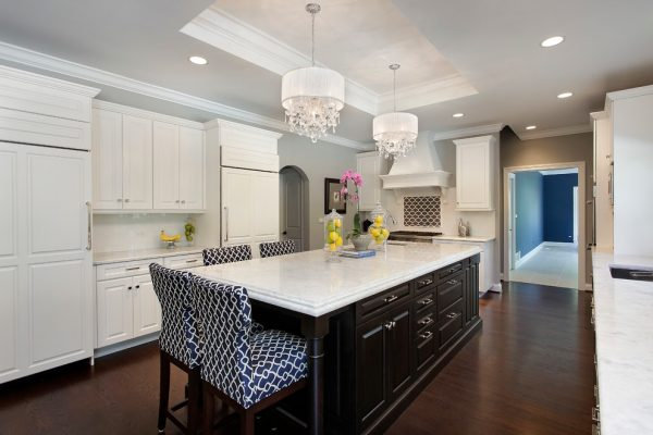 kitchen decorating ideas and designs Remodels Photos 2 Design Group Chicago Illinois United States traditional-kitchen (12)