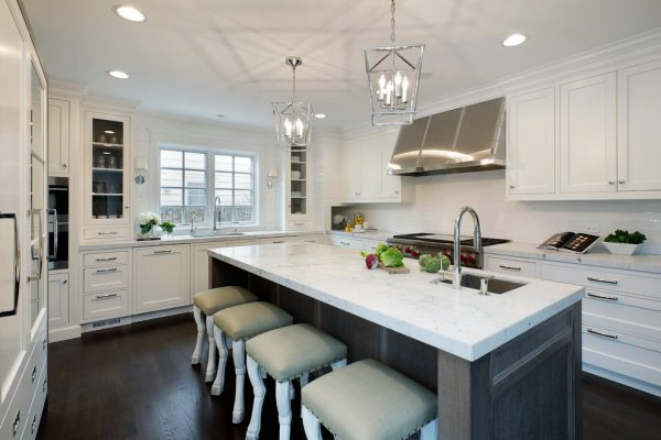 kitchen decorating ideas and designs Remodels Photos 2 Design Group Chicago Illinois United States transitional-kitchen