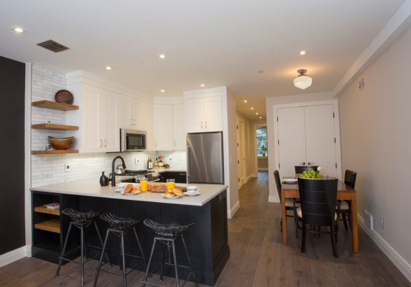 kitchen decorating ideas and designs Remodels Photos Aggie dba Aggie Designs Brooklyn New York United States transitional-kitchen