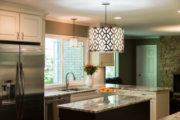 kitchen decorating ideas and designs Remodels Photos Alison Besikof Custom DesignsChicagoIllinois United States contemporary-kitchen