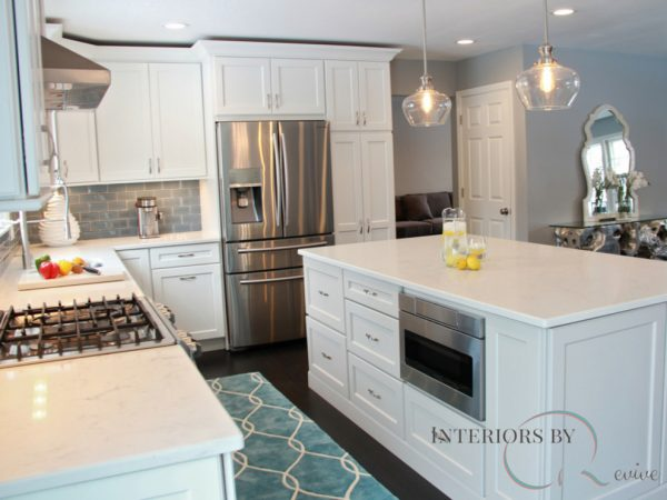 kitchen decorating ideas and designs Remodels Photos Arias Home LLC Branchburg New Jersey United States transitional-kitchen-003