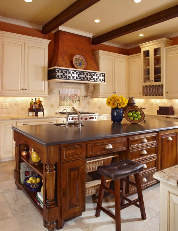 kitchen decorating ideas and designs Remodels Photos Associate Interiors Dallas Texas United States traditional-kitchen