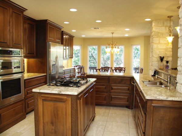 kitchen decorating ideas and designs Remodels Photos BRY designAustinTexas United States eclectic-kitchen