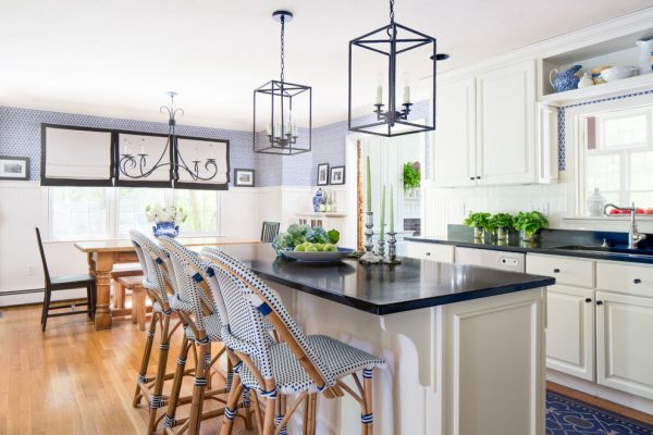 kitchen decorating ideas and designs Remodels Photos Bee's Knees Design, LLC Hopkinton Massachusetts United States farmhouse-kitchen