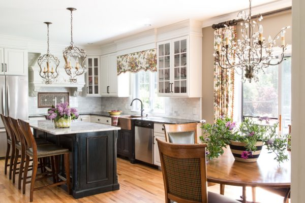 kitchen decorating ideas and designs Remodels Photos Bee's Knees Design, LLCHopkintonMassachusetts United States transitional-kitchen