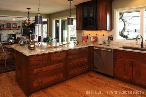 kitchen decorating ideas and designs Remodels Photos Bell Interiors Stillwater Minnesota United States traditional-001