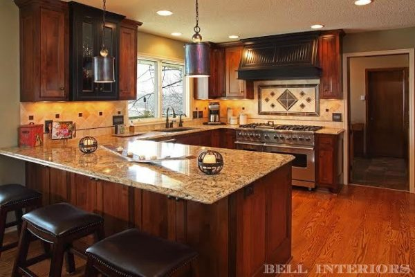 kitchen decorating ideas and designs Remodels Photos Bell Interiors Stillwater Minnesota United States traditional