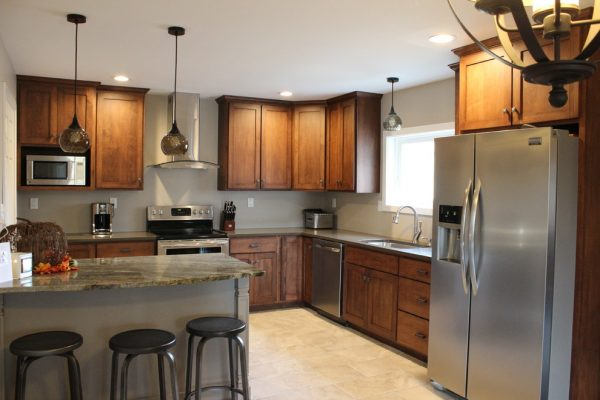 kitchen decorating ideas and designs Remodels Photos CDH Designs Lewistown Pennsylvania United States craftsman-kitchen-001