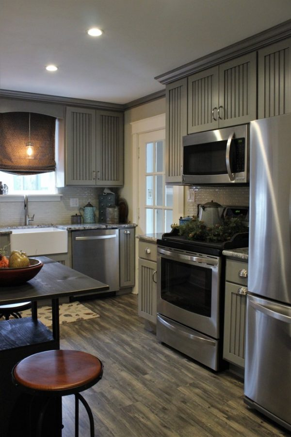 kitchen decorating ideas and designs Remodels Photos CDH Designs Lewistown Pennsylvania United States farmhouse-kitchen