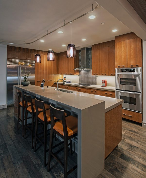 kitchen decorating ideas and designs Remodels Photos David Rance Interiors Santa Ana California United States contemporary-kitchen