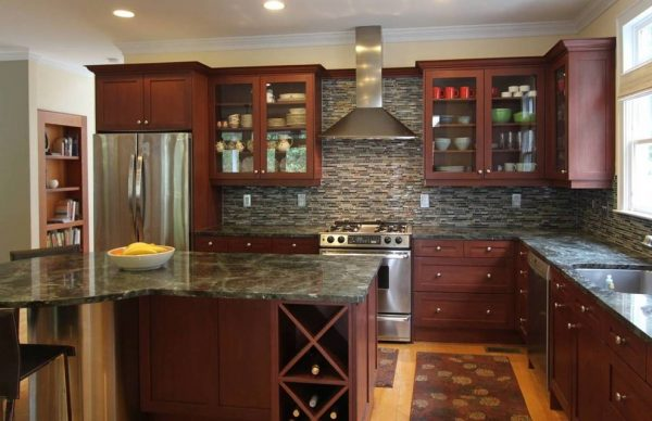 kitchen decorating ideas and designs Remodels Photos Decor Coach Apex North Carolina United States transitional-kitchen