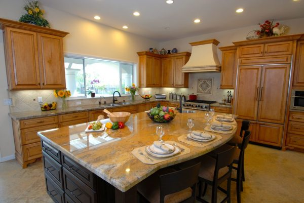 kitchen decorating ideas and designs Remodels Photos Design Loft Company Palo Alto California United States traditional-kitchen