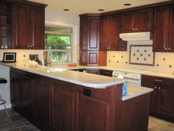 kitchen decorating ideas and designs Remodels Photos Distinctive Interiors Boise Idaho United States transitional