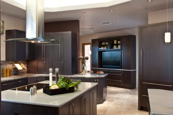 kitchen decorating ideas and designs Remodels Photos Dorado Designs Tucson Arizona United States contemporary-kitchen