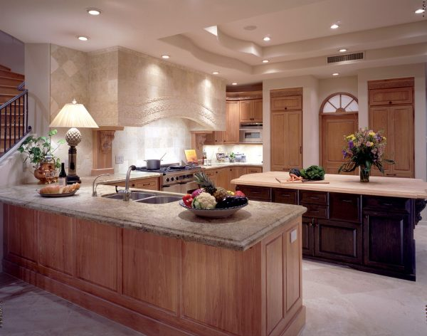 kitchen decorating ideas and designs Remodels Photos Dorado Designs Tucson Arizona United States traditional-kitchen-002