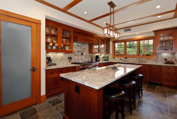kitchen decorating ideas and designs Remodels Photos Dunlevie Interiors San Juan Capistrano California United States craftsman-kitchen