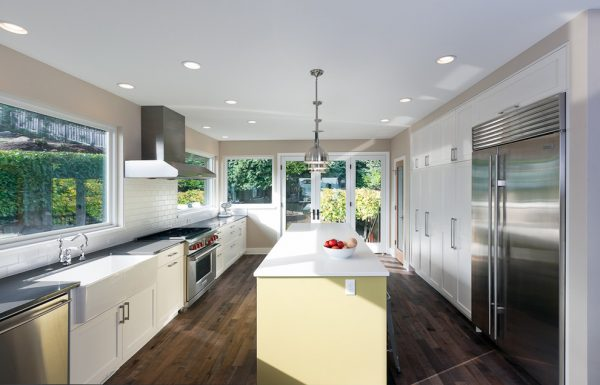 kitchen decorating ideas and designs Remodels Photos Dyna Contracting Seattle Washington United States contemporary-kitchen
