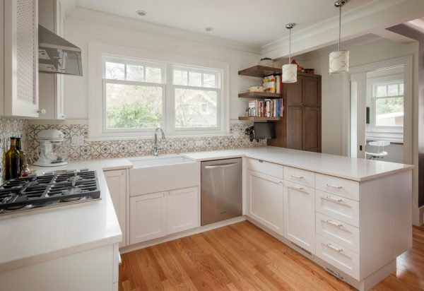 kitchen decorating ideas and designs Remodels Photos Dyna Contracting Seattle Washington United States mediterranean-kitchen-001