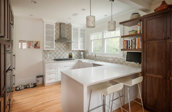 kitchen decorating ideas and designs Remodels Photos Dyna Contracting Seattle Washington United States mediterranean-kitchen