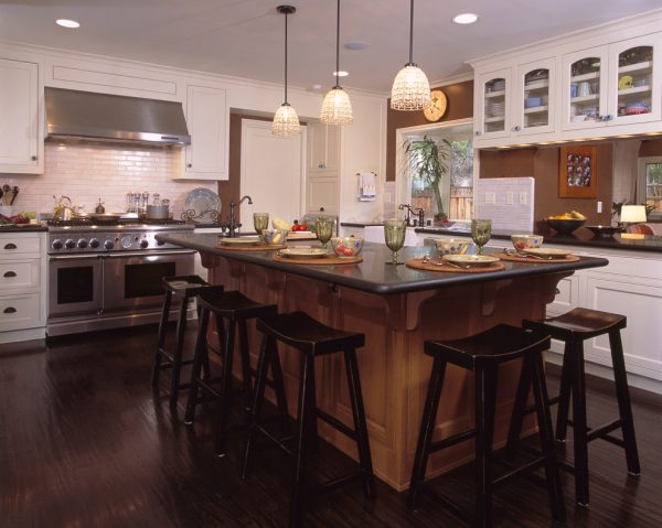 kitchen decorating ideas and designs Remodels Photos Dzignit, Patrice Greene CupertinoCalifornia United States eclectic-kitchen