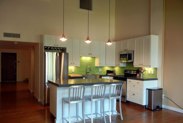 kitchen decorating ideas and designs Remodels Photos Eco-Modernism, Inc Raleigh North Carolina United States eclectic-kitchen