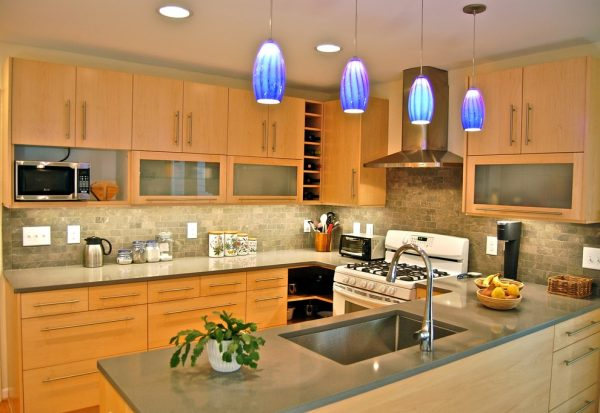 kitchen decorating ideas and designs Remodels Photos Eco-Modernism, Inc Raleigh North Carolina United States modern-kitchen-001