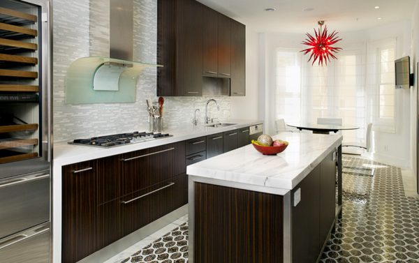 kitchen decorating ideas and designs Remodels Photos Erica Islas EMI Interior Design Inc.Culver California contemporary-kitchen