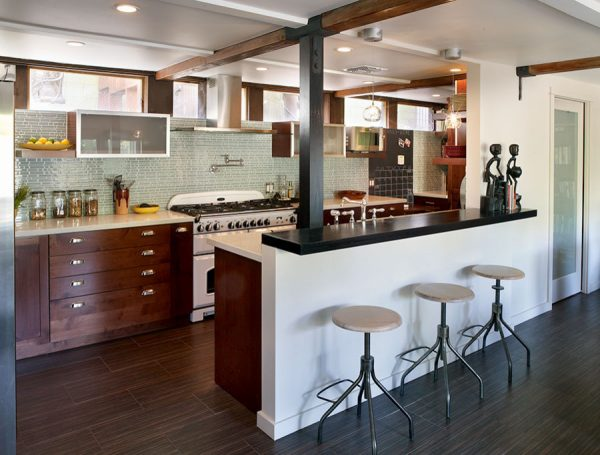 kitchen decorating ideas and designs Remodels Photos Erica Islas EMI Interior Design Inc.Culver California modern-kitchen