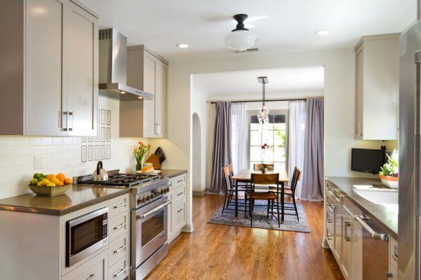 kitchen decorating ideas and designs Remodels Photos Erica Islas EMI Interior Design Inc.Culver California transitional-kitchen