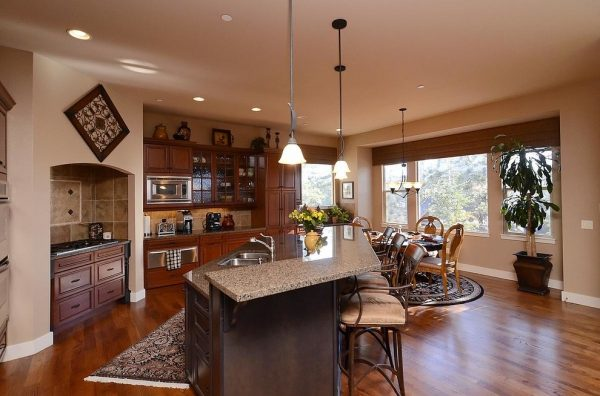kitchen decorating ideas and designs Remodels Photos Erin Johnson Interiors, LLC Westminster Colorado United States traditional-kitchen-002