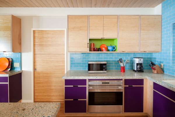 kitchen decorating ideas and designs Remodels Photos HEATHER TISSUE design San Luis Obispo California United States eclectic-kitchen-001