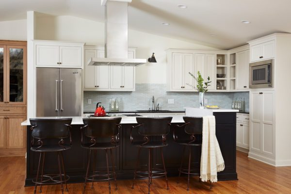 kitchen decorating ideas and designs Remodels Photos INVIEW Interior Design Minneapolis Minnesota United States eclectic-kitchen-001