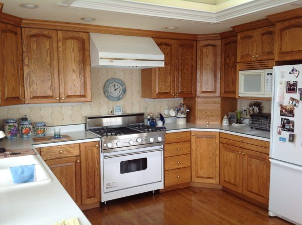 kitchen decorating ideas and designs Remodels Photos Interior Dimensions Tumwater Washington United States farmhouse