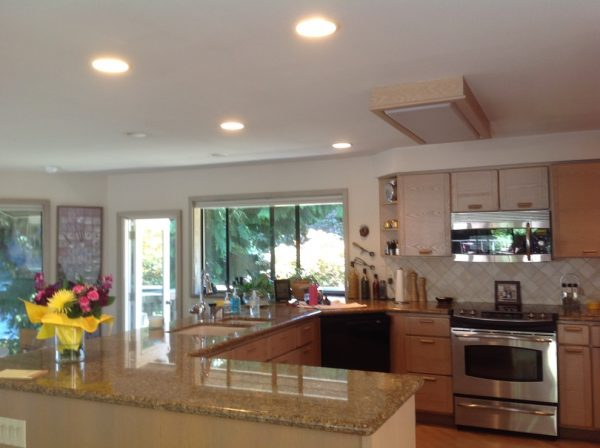 kitchen decorating ideas and designs Remodels Photos Interior Dimensions Tumwater Washington United States transitional