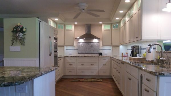 kitchen decorating ideas and designs Remodels Photos Interiors International, Inc. Naples Florida United States traditional-kitchen