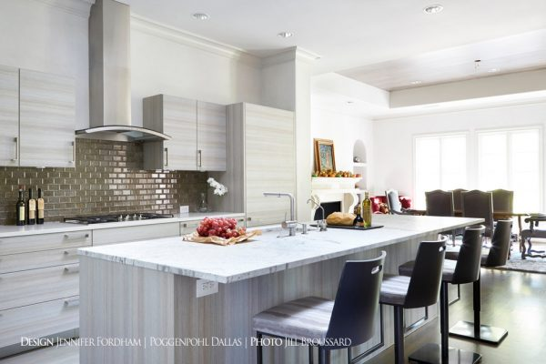 kitchen decorating ideas and designs Remodels Photos Jennifer Fordham Dallas Texas United States contemporary-kitchen-019