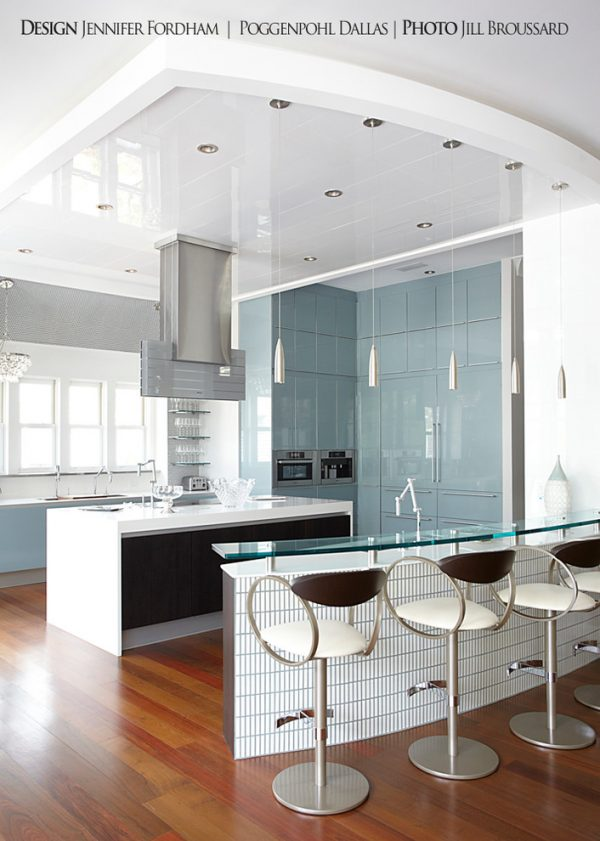 kitchen decorating ideas and designs Remodels Photos Jennifer Fordham Dallas Texas United States modern-kitchen
